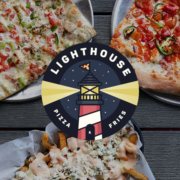 Lighthouse Pizza & Fires
